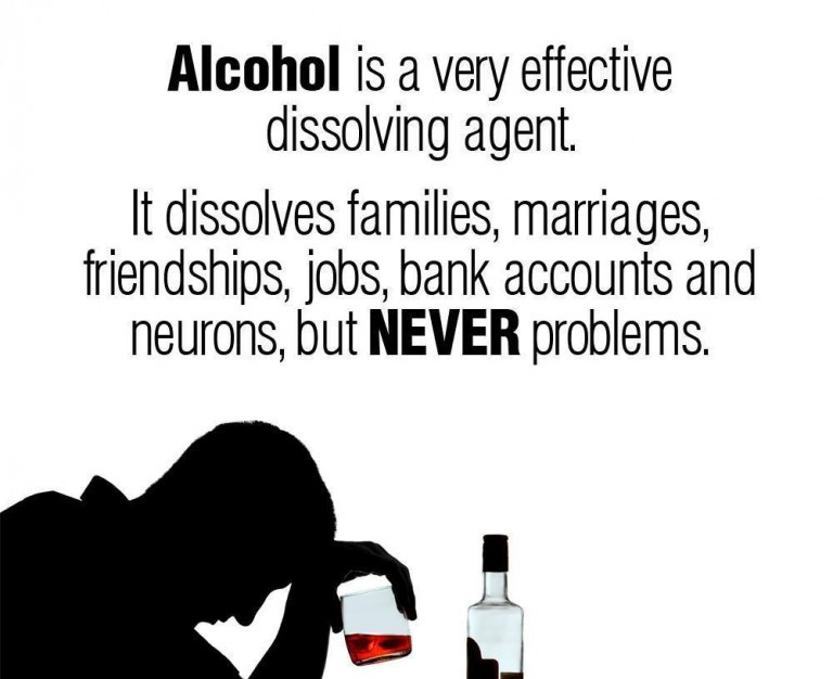 Alcohol Comes From The Arabic Al Kuhl Which Means Body Eating Spirit