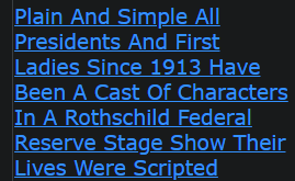 Plain And Simple All Presidents And First Ladies Since 1913 Have Been A Cast Of Characters
