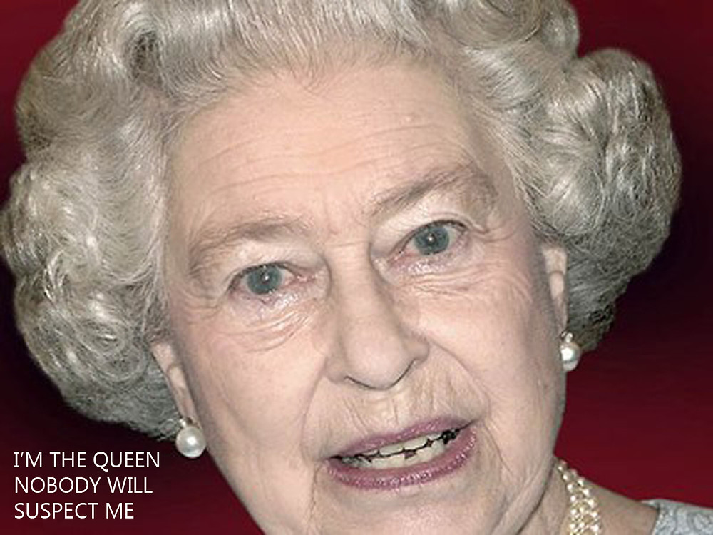 Elizabeth Alexandra Mary Windsor Kills And Eats Babies And Preforms Satanic Rituals Has No Right To Judge Anyone And Has No Legal Rights To Throne Of England