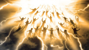 Angels Are Surrounding The Schools All Children Are Being Raptured Two Days After Achaia Come