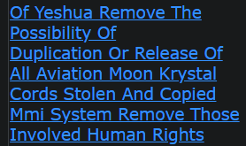 Seal All Data In The Name Of Yeshua Remove The Possibility Of Duplication Or Release Of All Aviation
