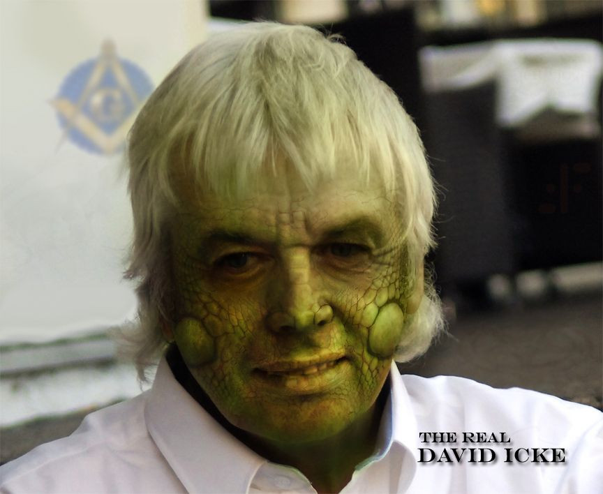 """David Icke And The Band Of Demons Who Run His Forum Cant Speak The Truth Because He Is Owned By Satan (Mark Alan King and GOD YHWH BANNED TWICE FROM DAVID SHILL ICKE """"FREE SPEECH"""" FORUM)"""