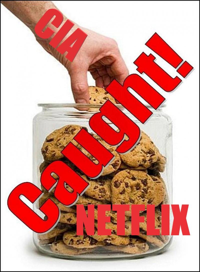 Cia Netflix Caught