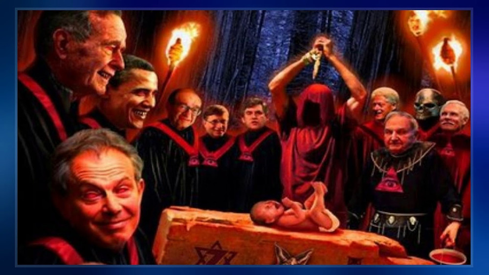 I Have Cast Fires Upon The West Coast So That Bohemian Grove Will Be Burned To The Ground