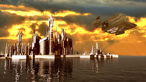 I Will Build The West Into The New Atlantis And None Of You Will Interfere (Higher Sources Speaking)