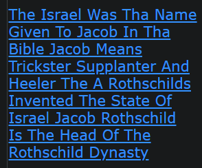 The Israel Was Tha Name Given To Jacob In Tha Bible Jacob Means Trickster Supplanter And Heeler The A Rothschilds Invented The State Of Israel Jacob Rothschild Is The Head Of The Rothschild Dynasty
