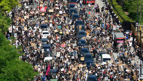 When This Many People Take To The Streets In England Usually Means A New King Is On The Way
