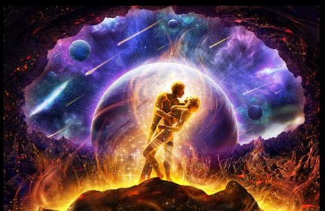 I Am A Son Of God And In The Name Of Love I Command All Twin Flames To Unite And For All To Find True Love