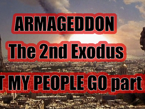We Are Living The Second Exodus In Real Time - LET MY PEOPLE GO! - WE DO NOT CONSENT ! - part 2