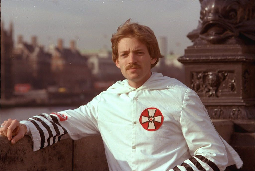 David Duke Said Voting For These People Voting Against Donald Trump At This Point Is Really Treason To The White Race Lol Duke Is A Controlled Opposition Agent