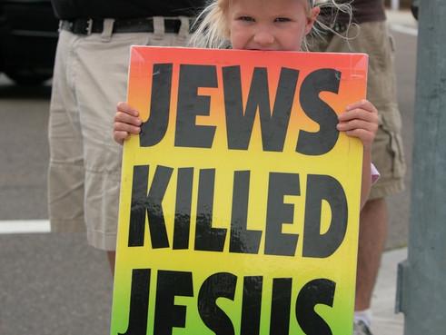 Arrogant Wealthy Jews That Mocked And Murdered Jesus Had No Clue That His Spirit Is Eternal