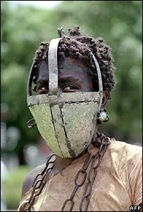 Those Who Enforce Masks Are Knowingly Endorsing Slavery Rituals And The People Now Know And Understand