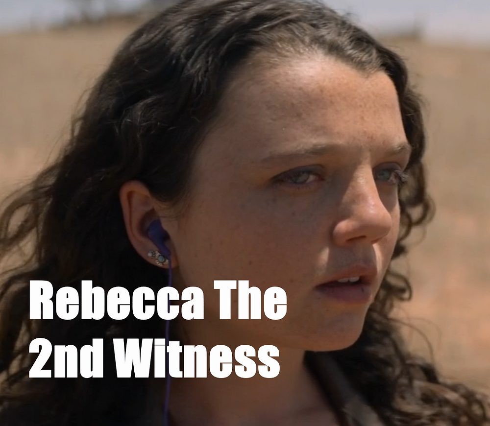 Netflix Stole This Story From My Real Life The 2nd Witness Name Is Audrey Rebecca Bashaw