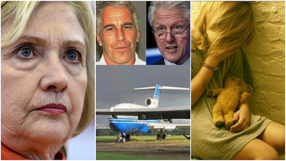 Maxwell Admitted Epstein Did Have Tapes Of Trump Clintons Trump And Clintons Are Child Traffickers