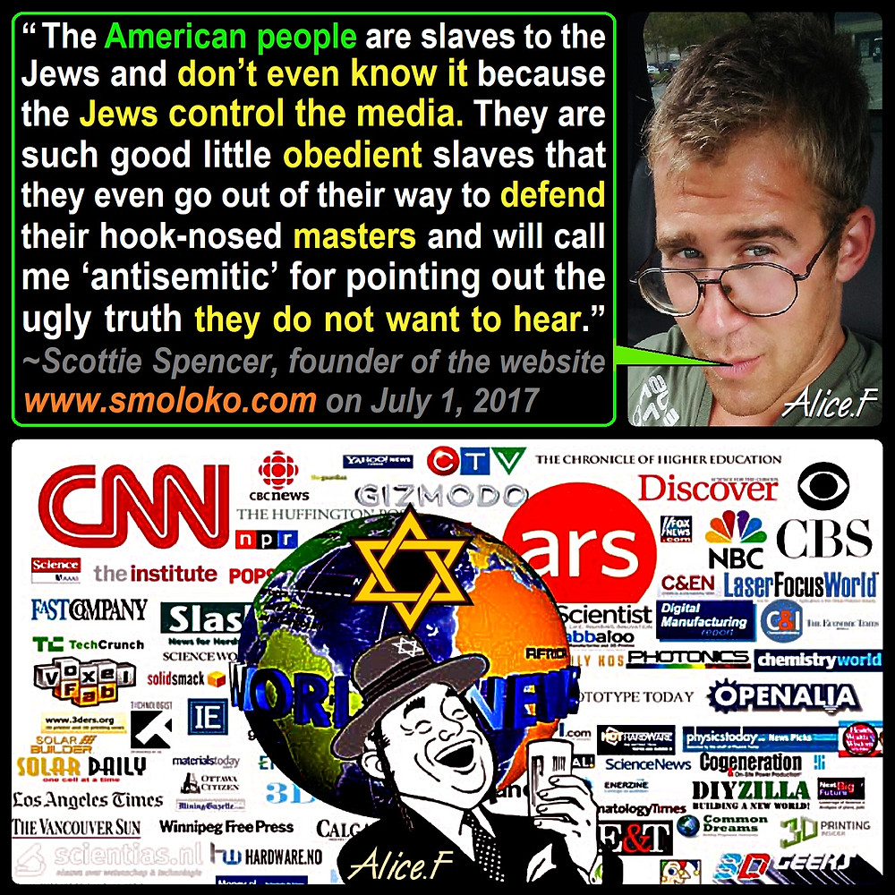 Did You Really Think God Would Use Mainstream Religious Leaders And Jewish Controlled Media To Spread The Painful Truth Of Our Deception