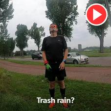 Trash Rain
