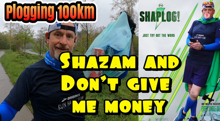 003 - Shazam! and don't give me money!