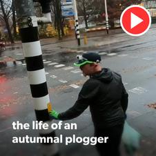 Autmn Plogging