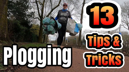 Plogging Tips'n'Tricks