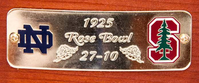 Money and Media:  Why ND Went to the 1925 Rose Bowl