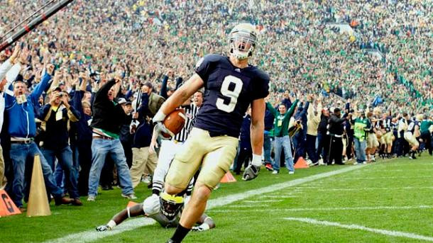 All-Time Irish Hero: Kyle Rudolph