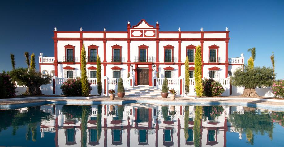 Palacio Seville/Hacienda Montellano
