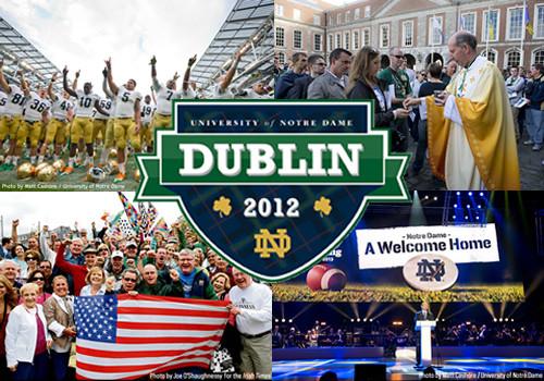 TBT:  2012 Season Opener in Dublin