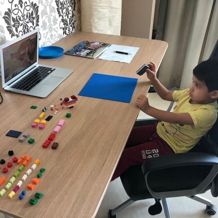 Online Lego Classes