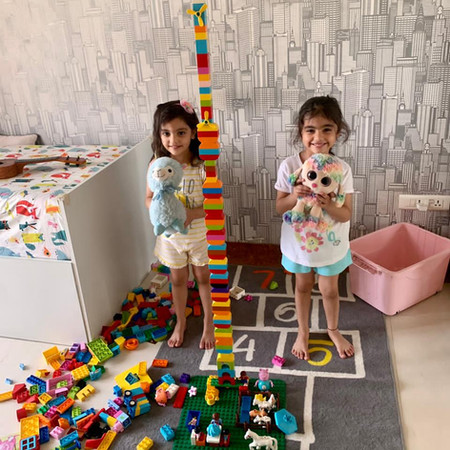 Lego Tower TKC