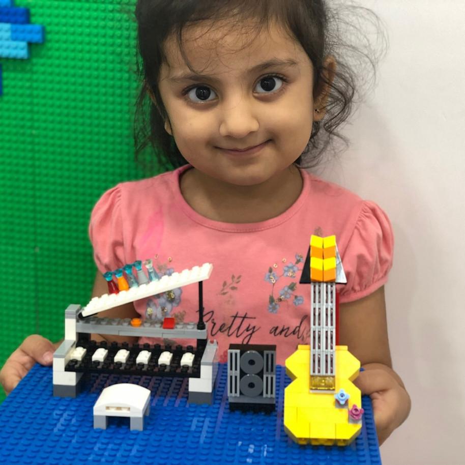Lego Musical Instruments TKC