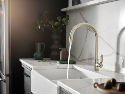 Armstrong faucet by Perrin & Rowe