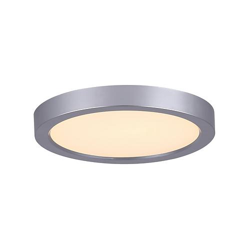 "5.5"" Nickel LED Low Profile Light"