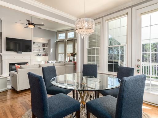 4 Trendy Dining Room Lighting Ideas
