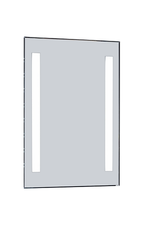 Medium V LED Mirror
