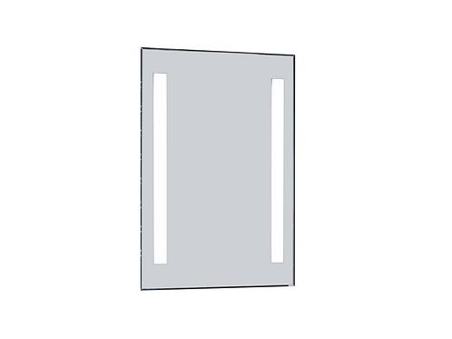 Medium V LED Mirror