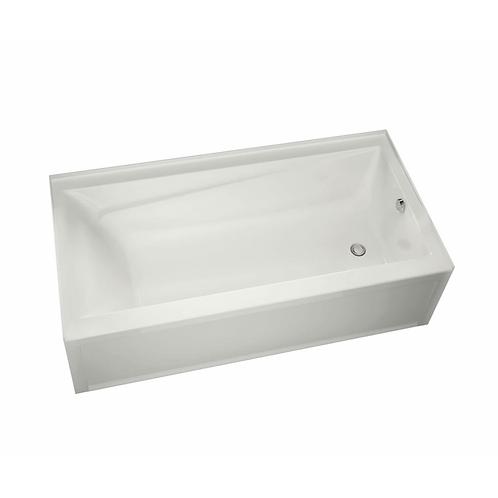 """60x32"""" Alcove Soaker Tub"""