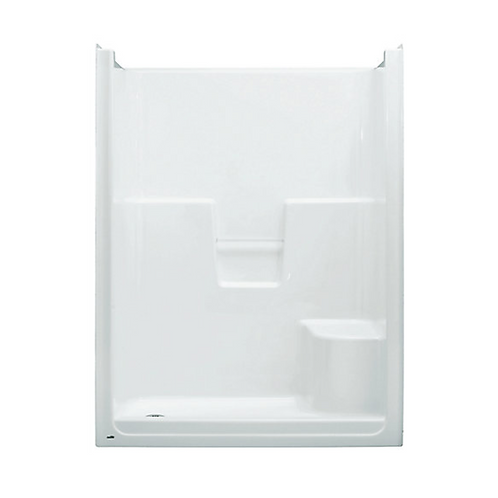 5' Shower with Right-hand Seat