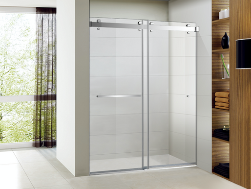 7 Reasons to Choose a Sliding Shower Door