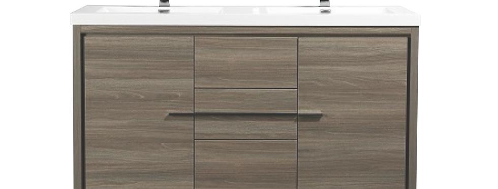 ALLIER 1434-60 (Maple Grey) - Vanity