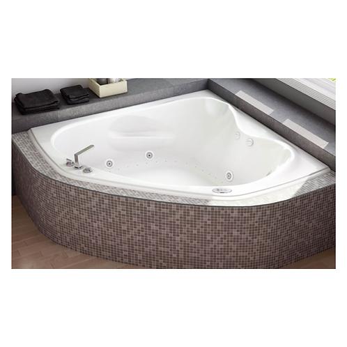 2-Person Drop-In Whirlpool Soaker Tub