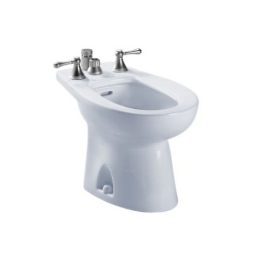Vertical Spray Bidet Toilet