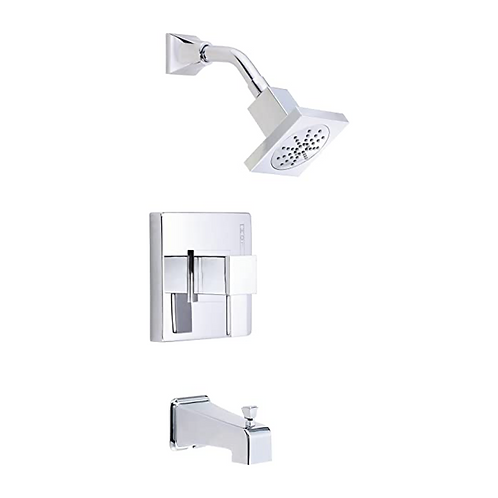 Reef Single Handle Tub & Shower Kit