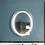 Thumbnail: Small C LED Mirror