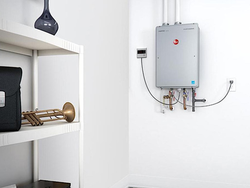 Tankless Vs Storage Water Heaters