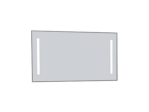 Medium H LED Mirror