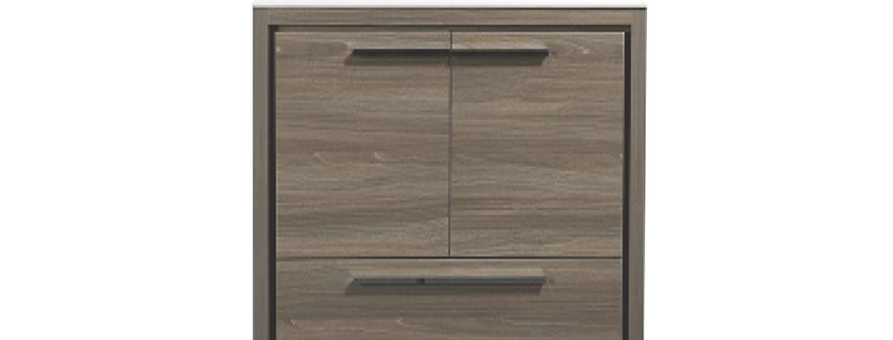 ALLIER 750-30 (Maple Grey) - Vanity