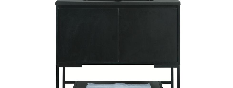CHELSEA 900-35 (Black) - Vanity