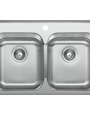 T3120D - Stainless Steel Sink