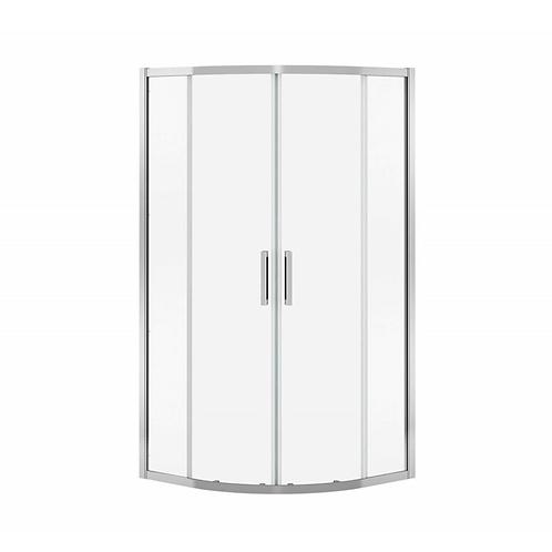 """36"""" Neo-Round Sliding Shower Door"""