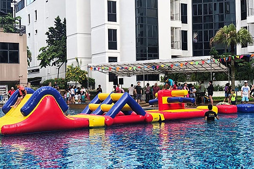 water inflatable rental singapore